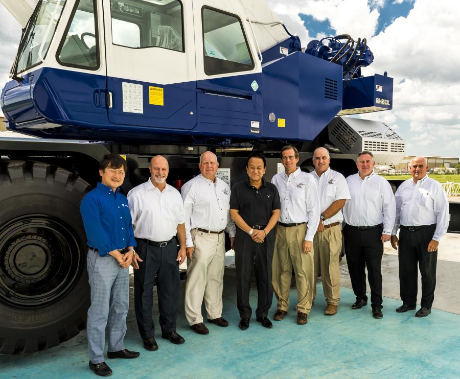 Established in 1973, Scott-Macon Equipment has over 43 years of experience distributing, renting and servicing cranes in the Gulf Coast region of the United States.