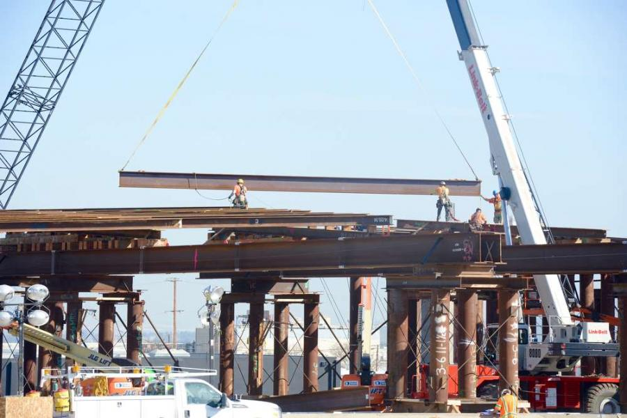 Work to Widen SR-91 Moves Into Full Gear, New Bridges Part