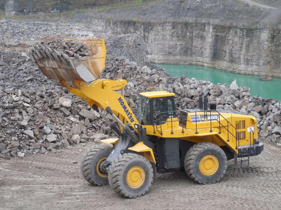 At Booth 7027, Komatsu will showcase innovative machines and solutions that drive mine optimization.