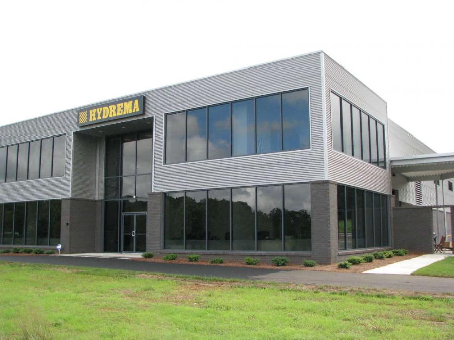 The new Hydrema U.S. Inc. headquarters is located at 4515 Hemmingway Trail, Cumming, Ga.