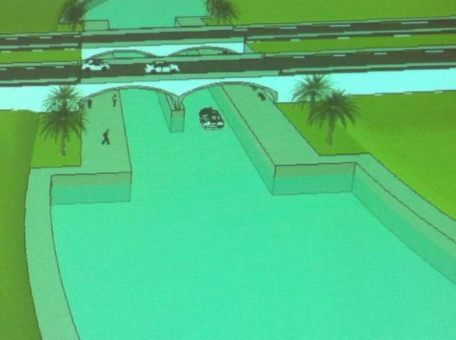 Water Project Leads to Padre Island Bridge Concept