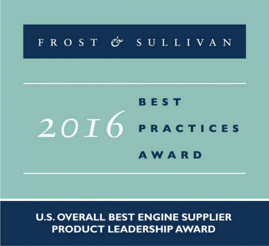 The survey highlighted specific attributes of Cummins leadership in heavy-duty truck engine technology, including increased product lifespan, increased fuel efficiency, lower lifecycle costs, reduced maintenance requirements, and improved reliability.