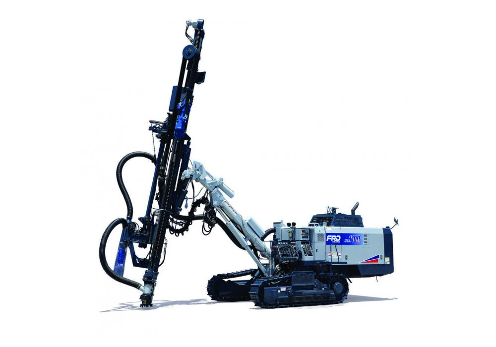 The duel dampening system stabilizes the bit against the rock, ensuring efficient energy transfer and straighter holes; in fact the system automatically adjusts the drifter for maximum performance regardless of the rock condition.