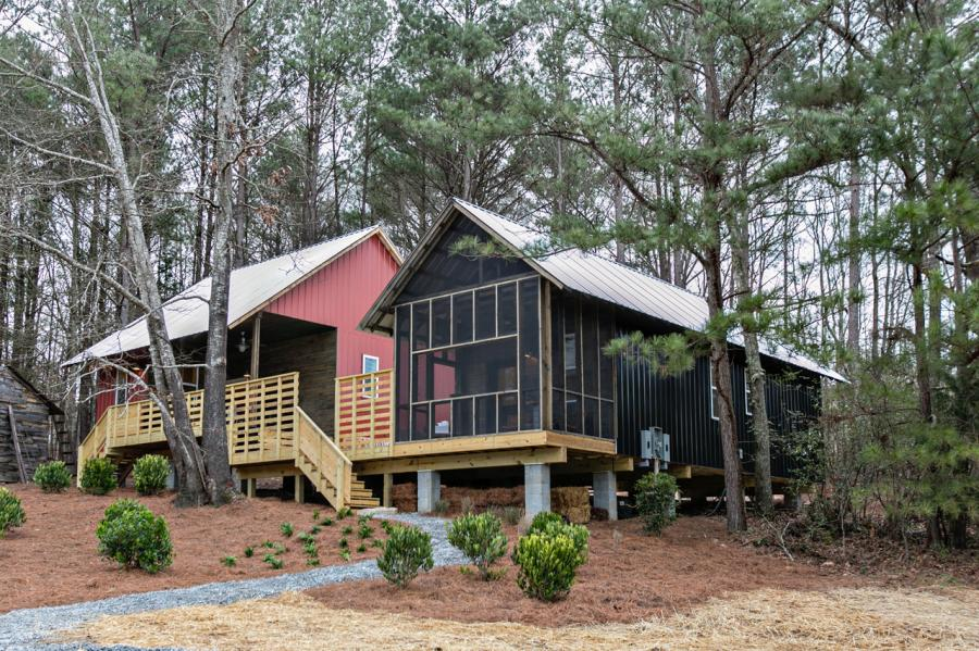 In January, after years of building prototypes, the team completed its first real world pilot project in Serenbe, an  upscale development outside Atlanta.