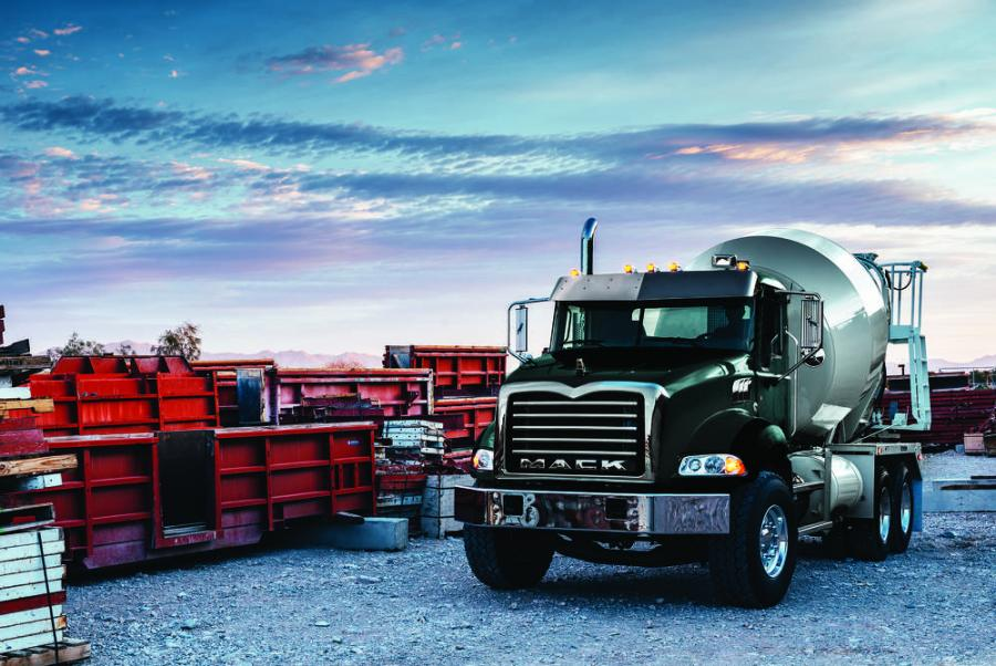 Several upgrades and enhancements to Mack's 11-liter MP7 and 13-liter MP8 boosted fuel efficiency from 2.1 to 8.8 percent compared with prior model year engines.