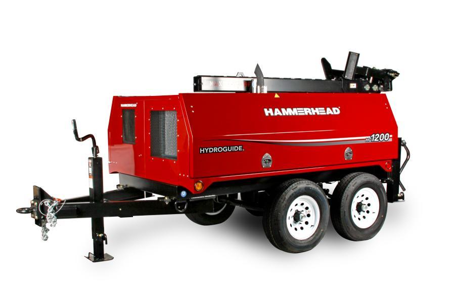 New HammerHead HydroGuide HG1200 winch.