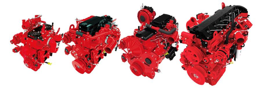 The new equipment models are powered by a range of Cummins engines certified to meet Tier 4 Final regulations.