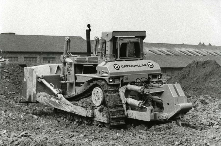 Tracking' the History of Crawler Loaders, Dozer