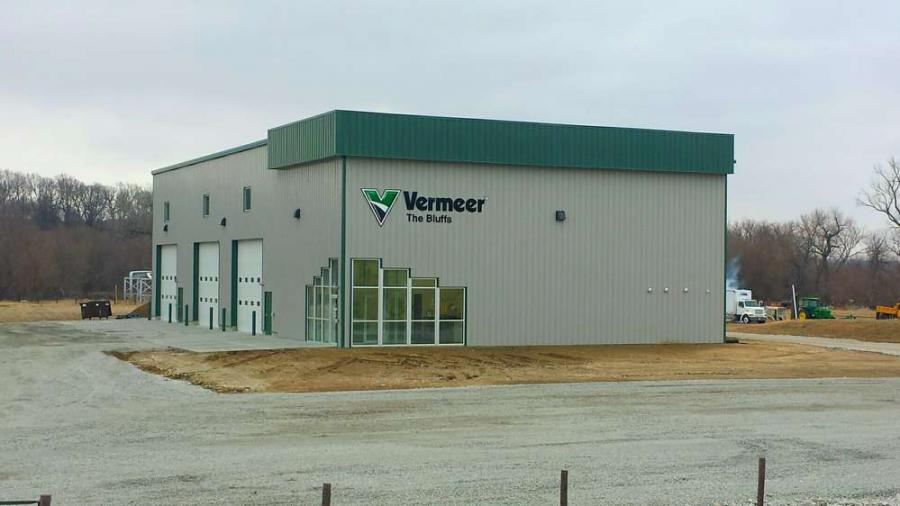 Vermeer Iowa, a family-owned business for more than 60 years, has opened its fourth location in Glenwood, Iowa.