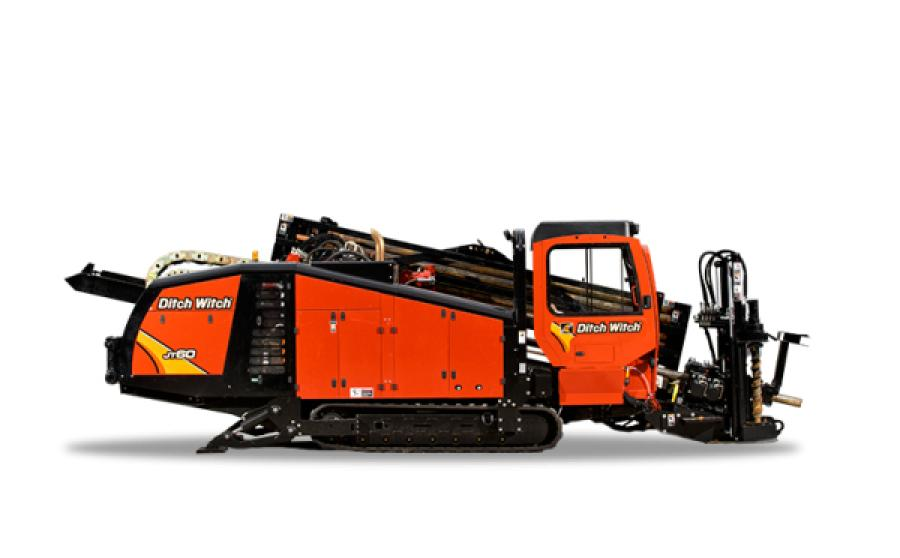 With new Tier 4 engine upgrades, these drills offer contractors 60,000 lbs. of thrust and 9,000 ft-lbs. of rotational torque – the right combination for superior productivity on large installations in rural or urban environments.