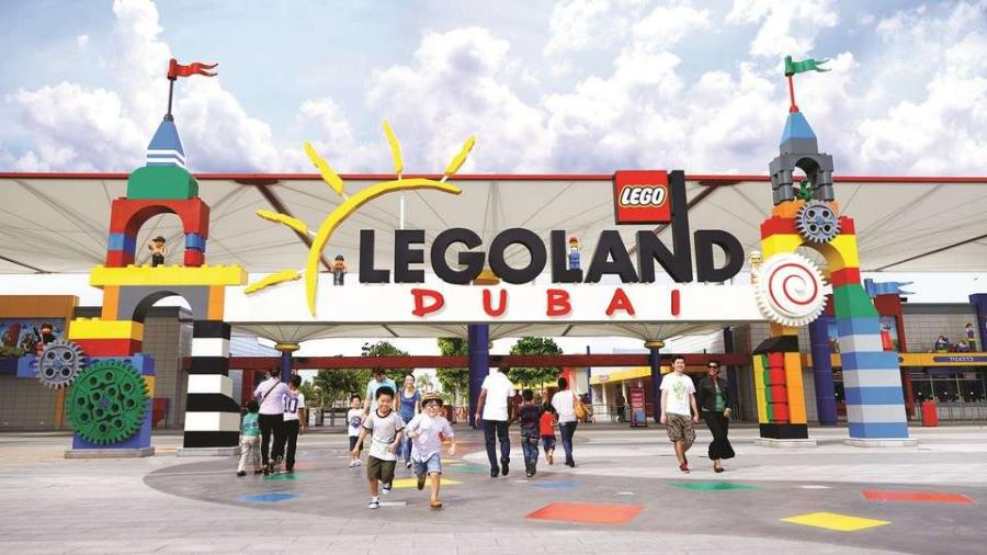 """A lot of things are happening already; we are not on our own,' Legoland Dubai general manager Siegfried Boerst told The Associated Press. ""It's not that we're in the desert anymore.'"