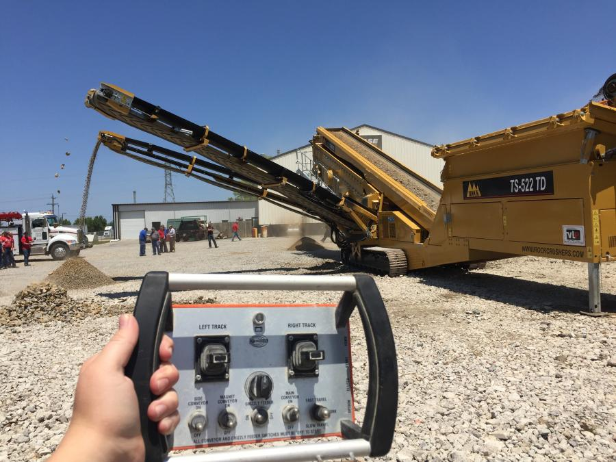 The Victor L. Phillips Company hosted an IROCK demo at its Topeka, Kan., office on June 16.