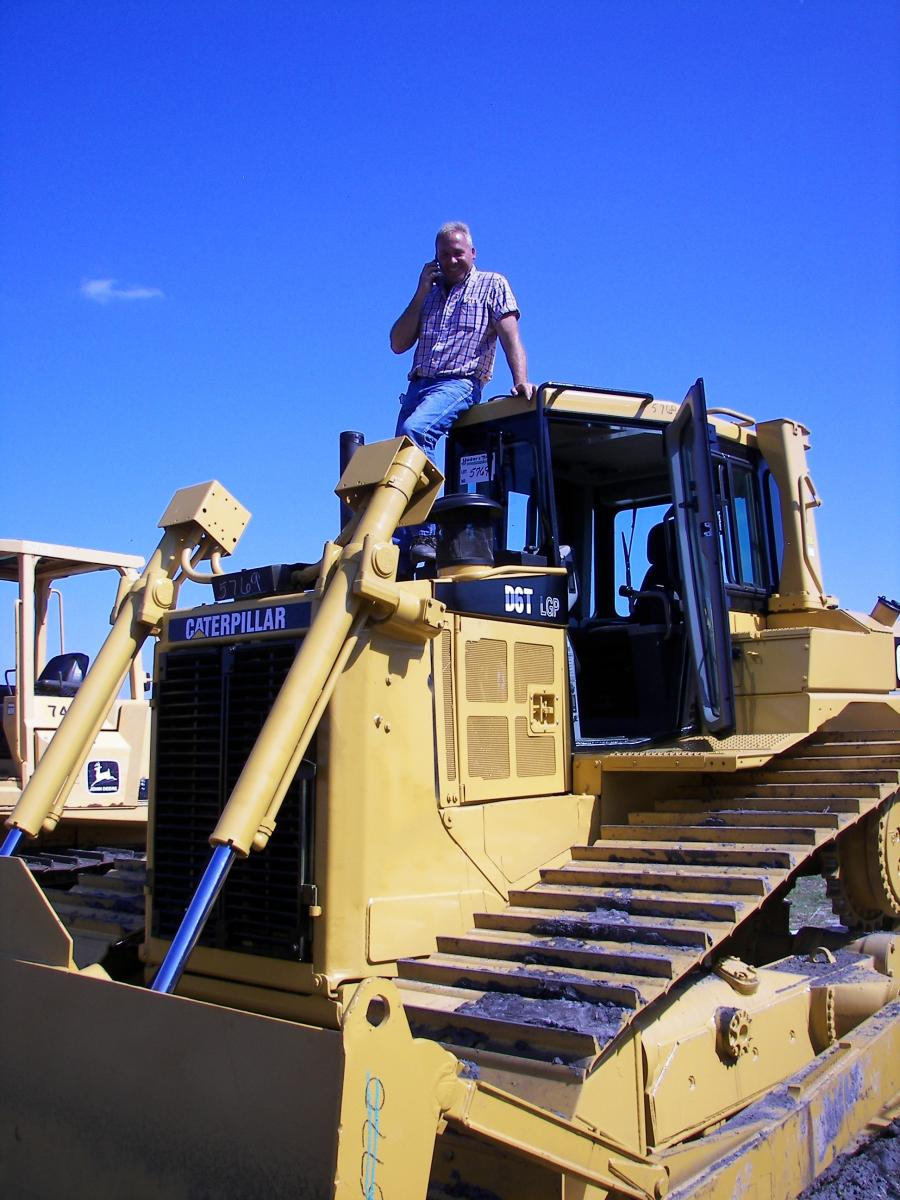 """Owner of HES Equipment Robert """"Bob"""" Jay Geurink, age 55, died unexpectedly on Nov. 1, 2016."""
