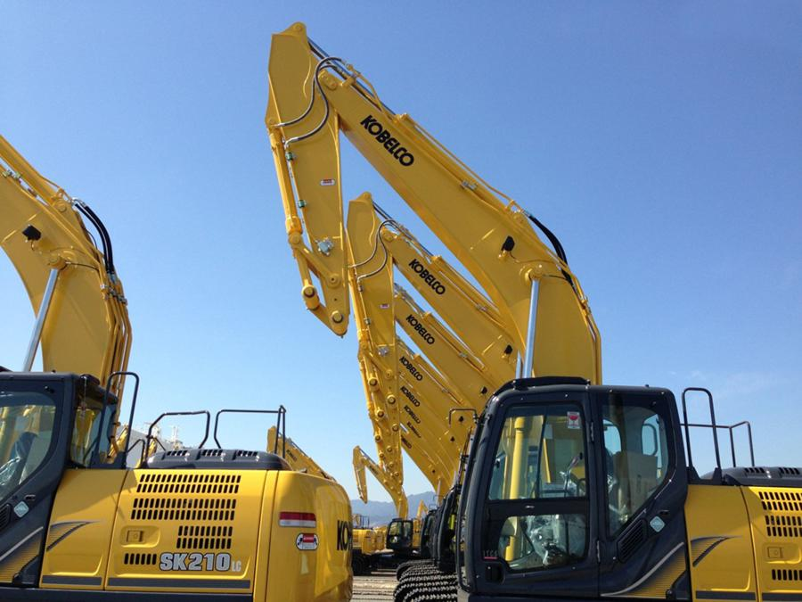 KOBELCO Construction Machinery U.S.A. and KOBELCO Cranes North America announce plans to merge under KOBELCO Construction Machinery U.S.A., effective January 1, 2017.