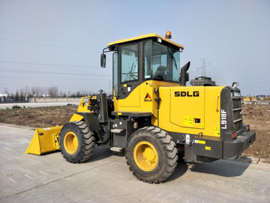 The company is extending its lineup to include a compact, 1.0 yd3 capacity wheel loader that will be price competitive with large skid steer loaders.