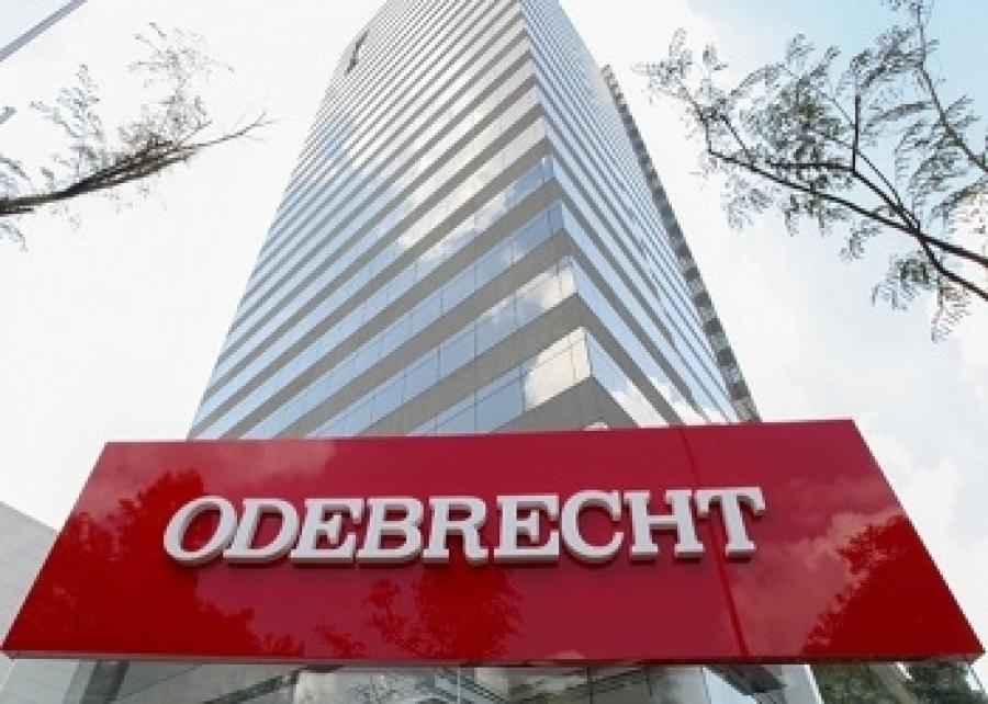 Odebrecht office building.