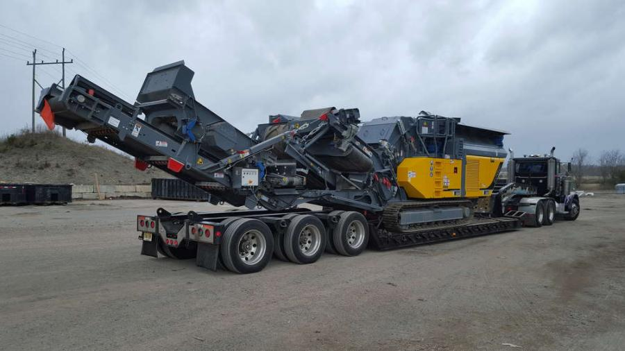 Hills Machinery has become the official distributor of Rubble Master crushing, recycling and screening equipment in all areas of North and South Carolina.