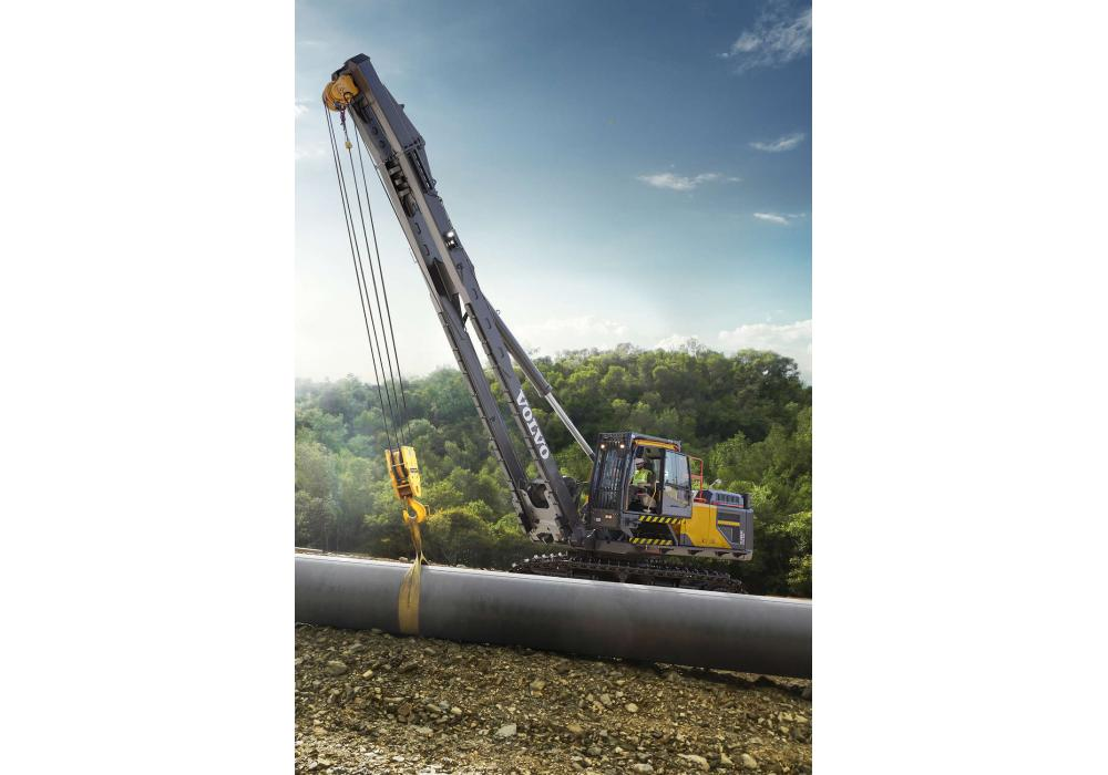 In as little as 4.5 hours, the PL4809E can be converted into a standard excavator by switching the