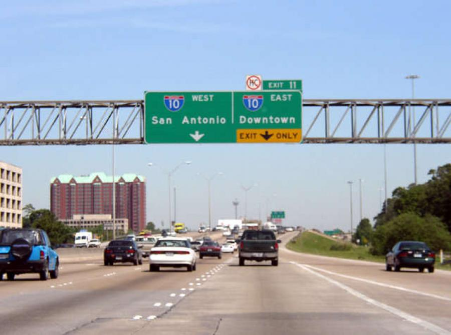 Interstate 10. http://url.ie/11nih