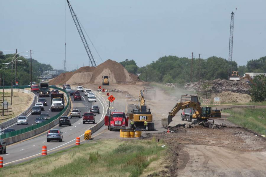 MnDOT awarded the $13 million contract to Ames Construction, based out of Burnsville, Minn.