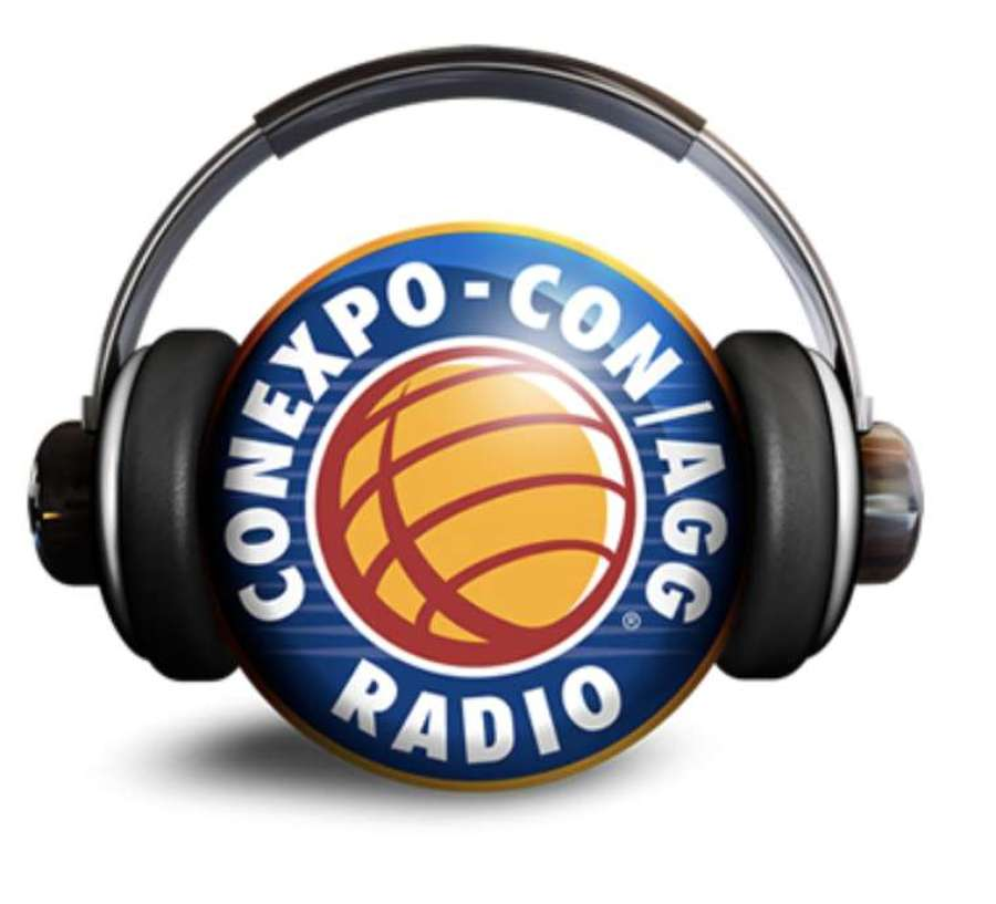 ConExpo Radio logo.