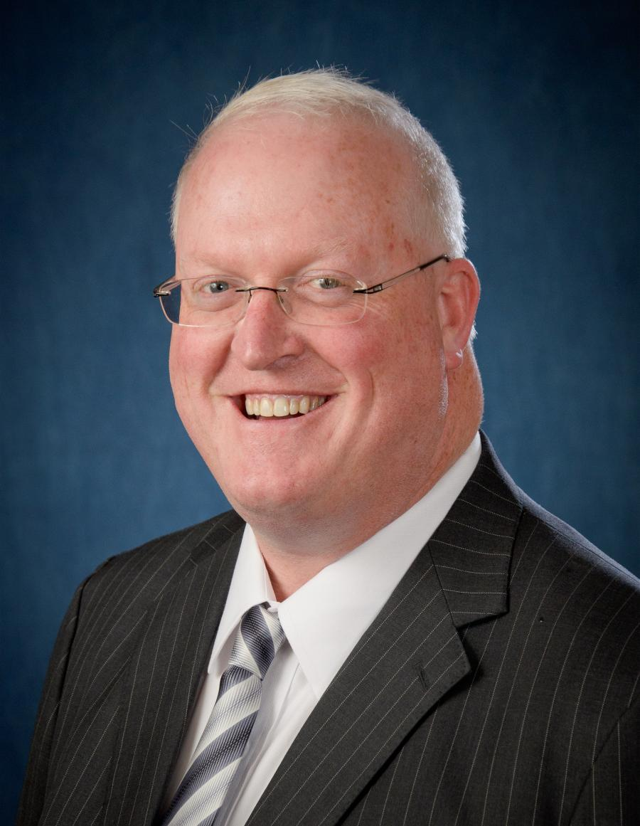 Brian P. McGuire, president and CEO of Associated Equipment Distributors.