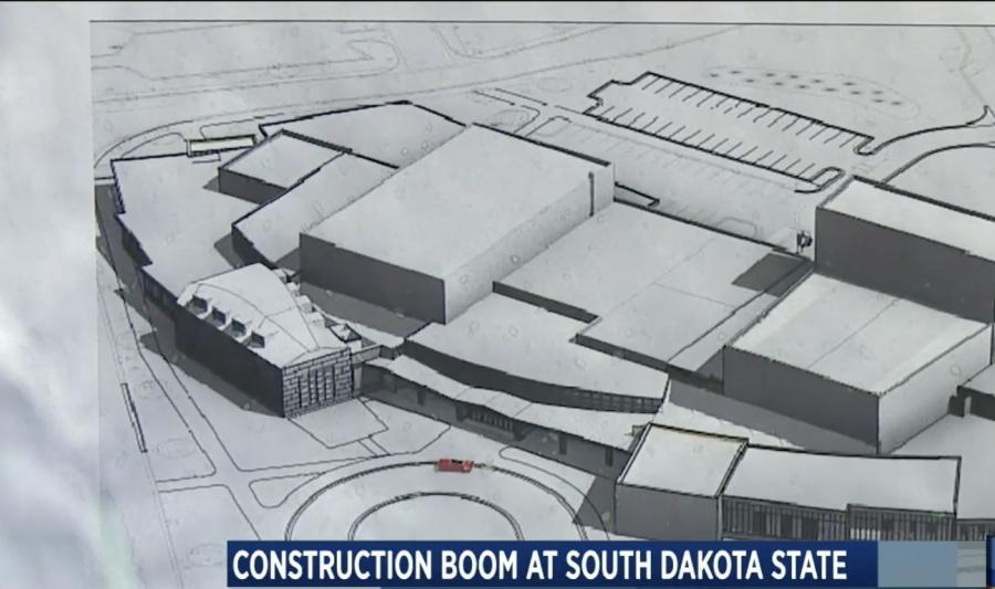 South Dakota State University plans several upgrades to it's campus.