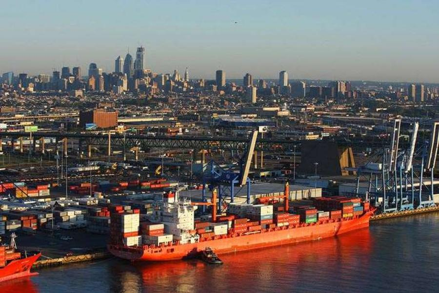 Port of Philadelphia http://url.ie/11nz5.