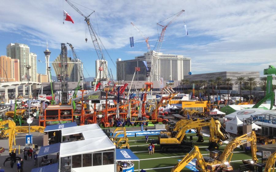 ConExpo-Con/AGG exhibit. http://url.ie/11o77