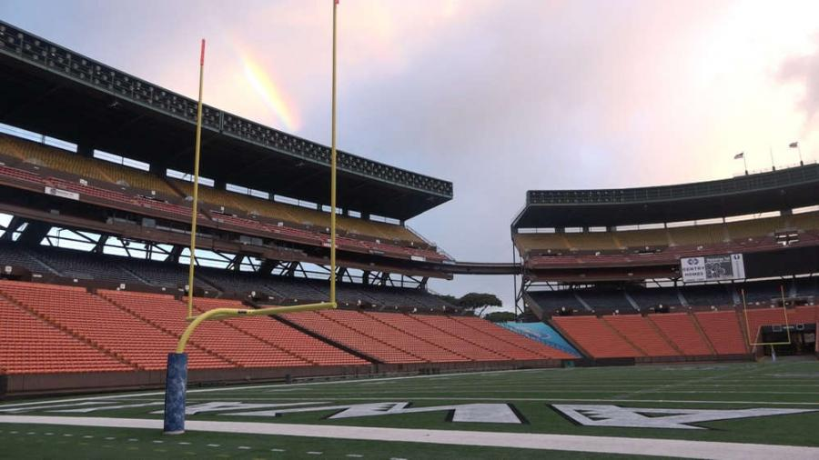 The Stadium Authority has approved a resolution supporting the construction of a new Aloha Stadium.