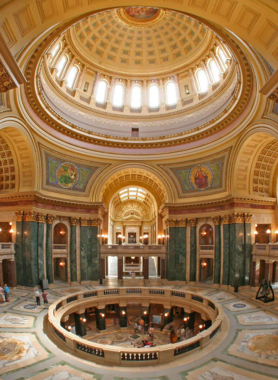 Montana capitol building. http://url.ie/11oen