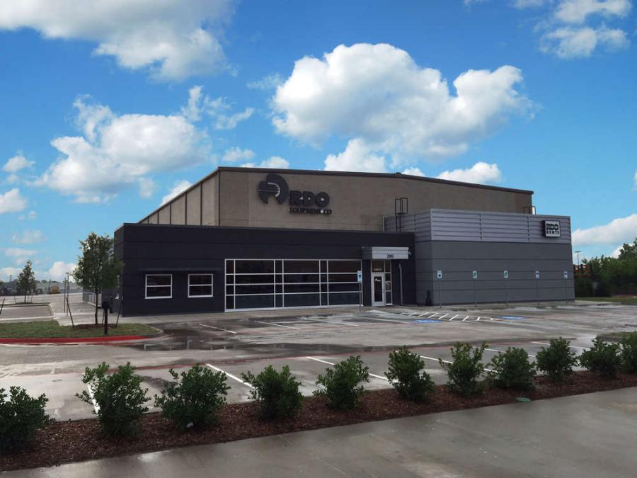 The RDO Equipment Co. store in McKinney, Texas, has been awarded LEED Certification.