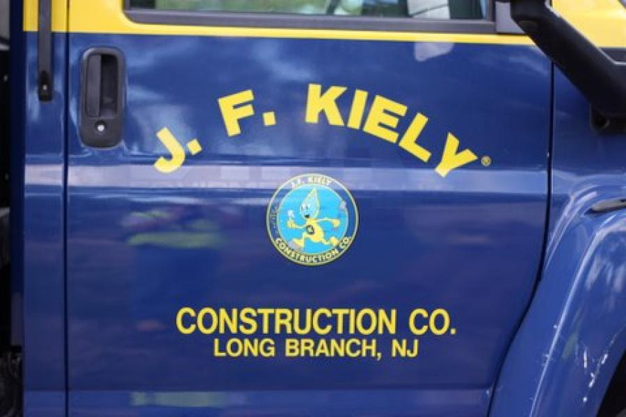 J.F. Kiely Construction Co., is a utility construction company headquartered in Long Branch, N.J.