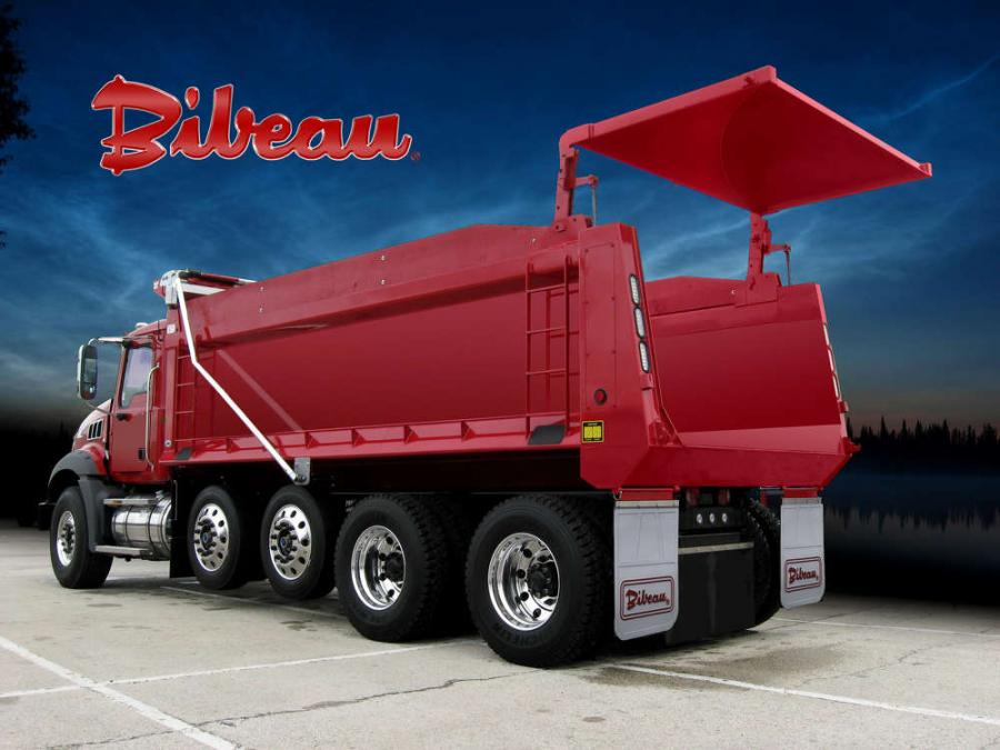 Aspen Equipment announced a new business relationship with Groupe Bibeau Inc., manufacturer of Bibeau dump bodies.