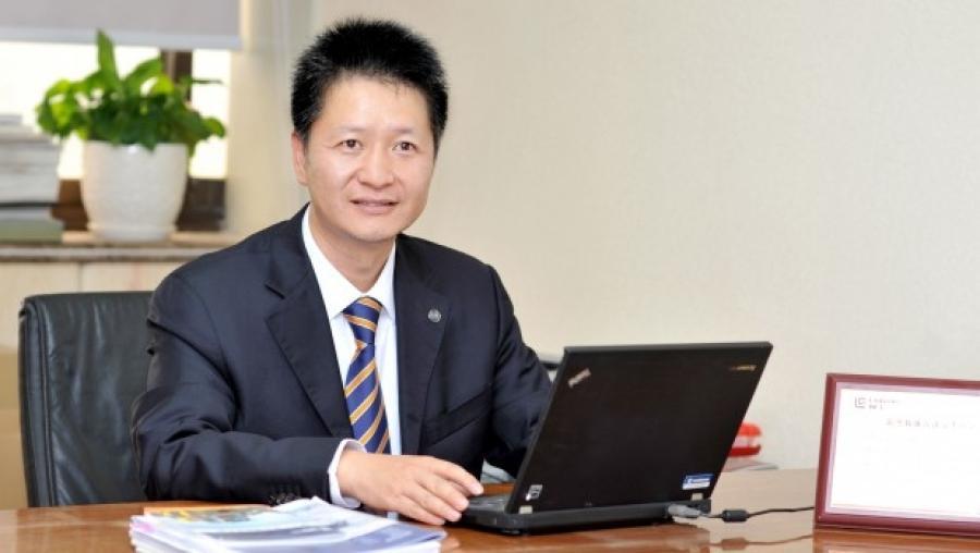 Huang Haibo, New President of LiuGong.