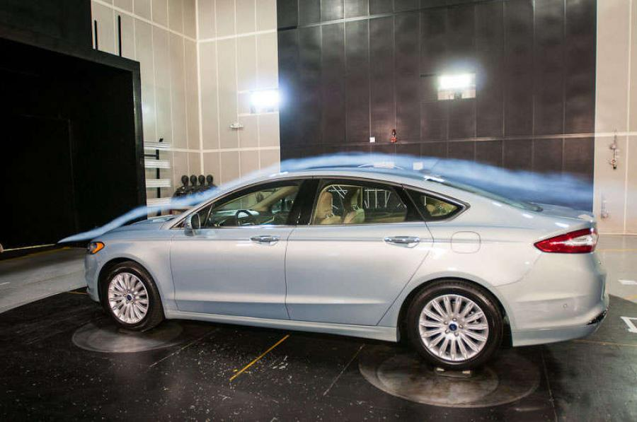 The complex will offer real-world driving simulations to help boost improvements in fuel economy. Photo by Dearth Photography http://url.ie/11oqk.
