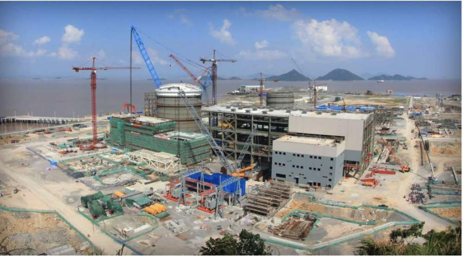 Four massive nuclear plants now under construction in the southern United Stateshttp://url.ie/11otb