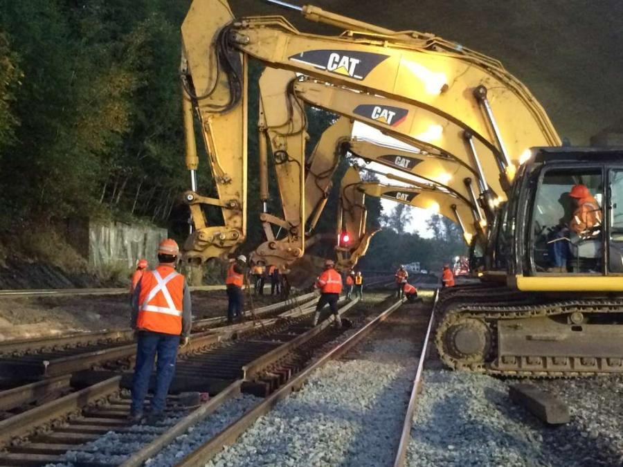 The funding for the massive overhaul is being driven by a federal government $8 billion program known as Pria Section 209.