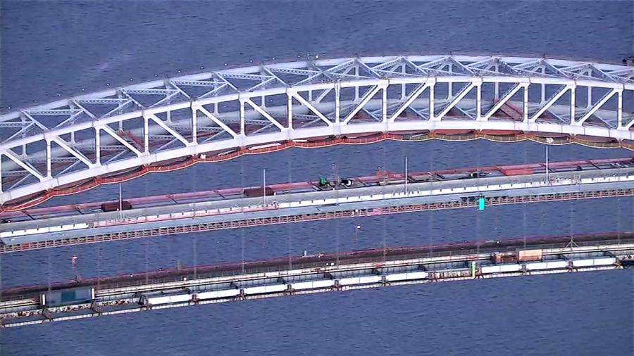 The bridge will use a cashless toll system, using a combination of EZ Pass and mailed tolls.