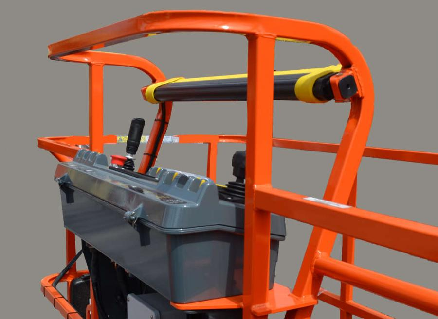 SkyGuard kits are available to customers for specific models of boom lifts ordered prior to 2017.