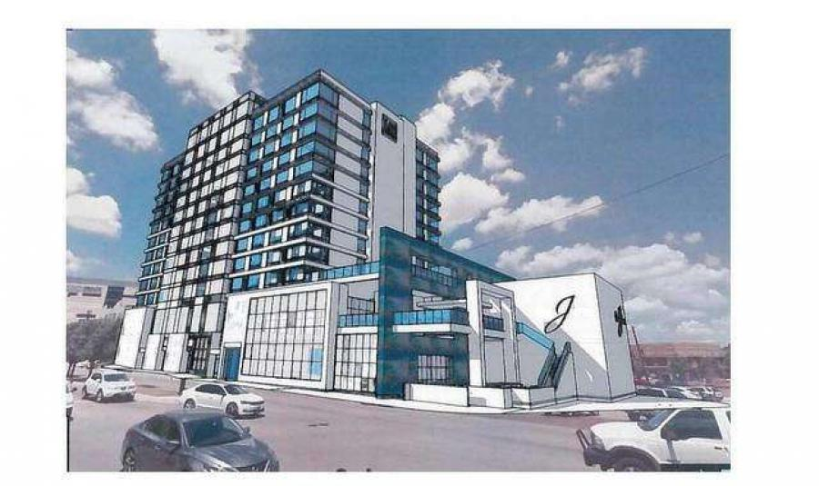 The company plans a $47 million, 12-story hotel that will also have 11 suites at the northwest corner of Camp Bowie Boulevard and Van Cliburn Way.