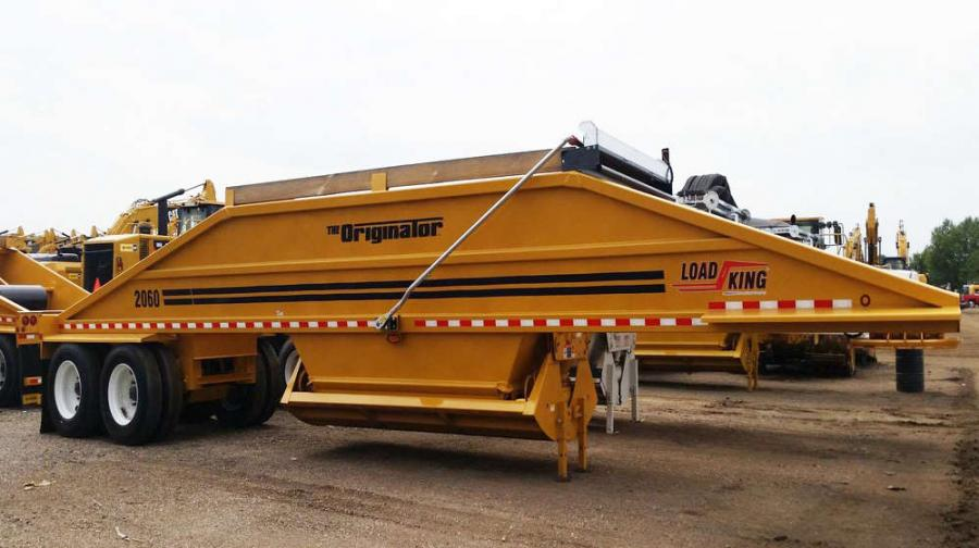 The company designs and manufactures a broad line of trailers for the heavy equipment industry, and is known for dependable, durable equipment trailers and bottom dumpers in standard and customized formats.