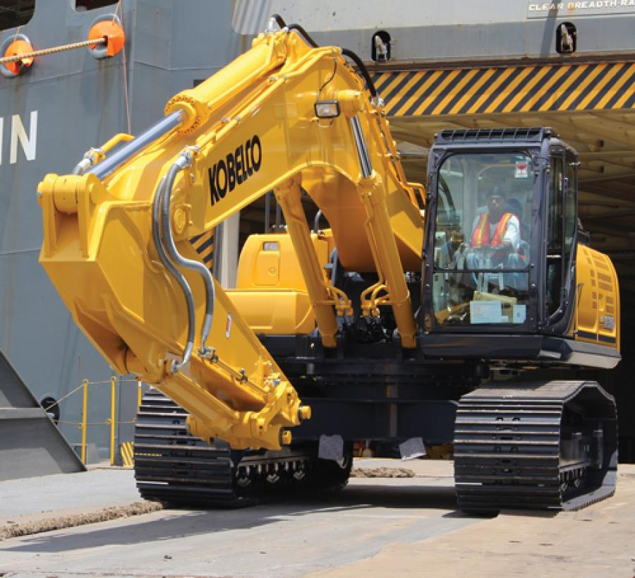 Pro Access will provide professional sales, rentals and service support on all Kobelco excavators from their locations in Oklahoma City and Tulsa, Okla.