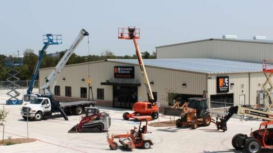 H&E Equipment Services Inc. announces the opening of its new branch in Beaumont, Texas.