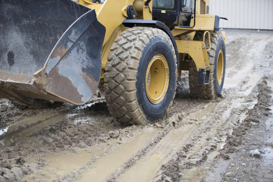 Bridgestone VersaBuilt tires.