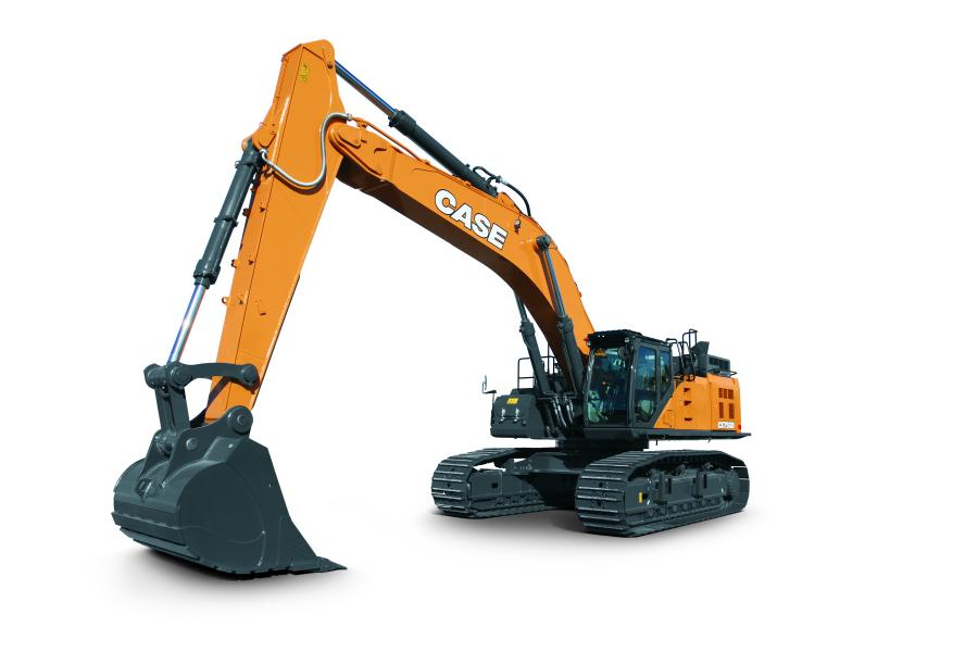 Case Introduces All-New CX750D Excavator with Best-in-Class