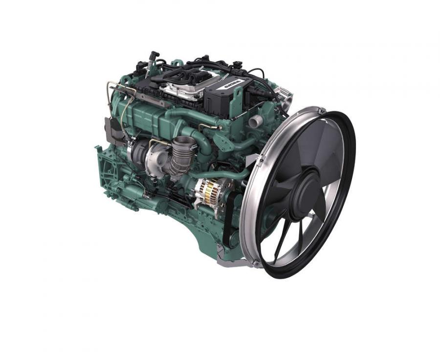 Volvo Penta engines were featured at ConExpo-Con/AGG 2017 in Las Vegas.