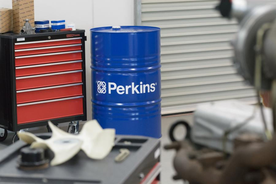 Perkins diesel engine oil.