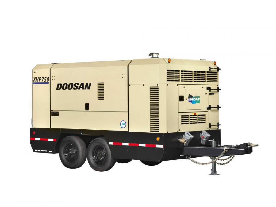 Doosan Portable Power XHP750 Air Compressor