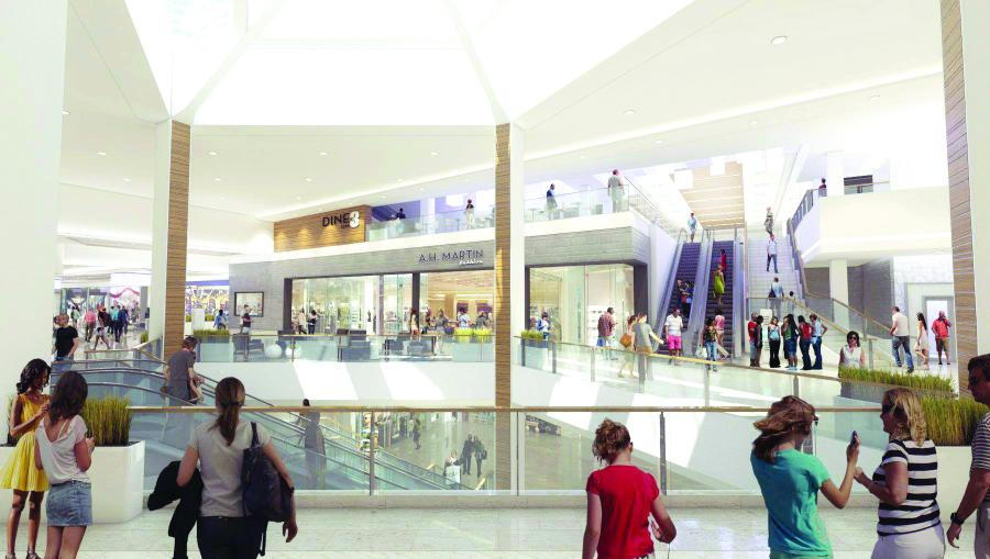 The $33 million project includes a significant remodel of Pearlridge Downtown.